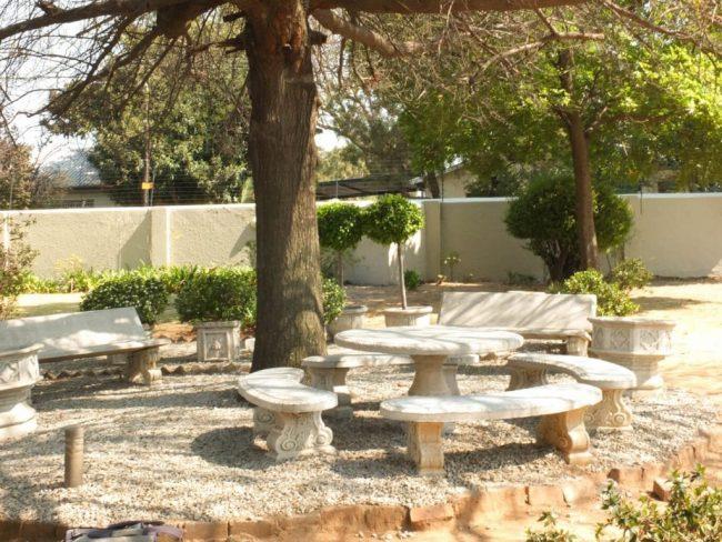 The Venue - garden of eden