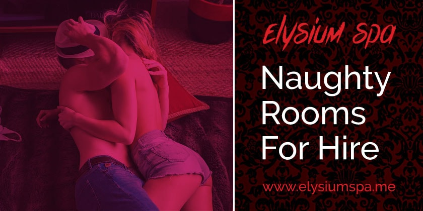 Rooms for hire for couples romantic getaways